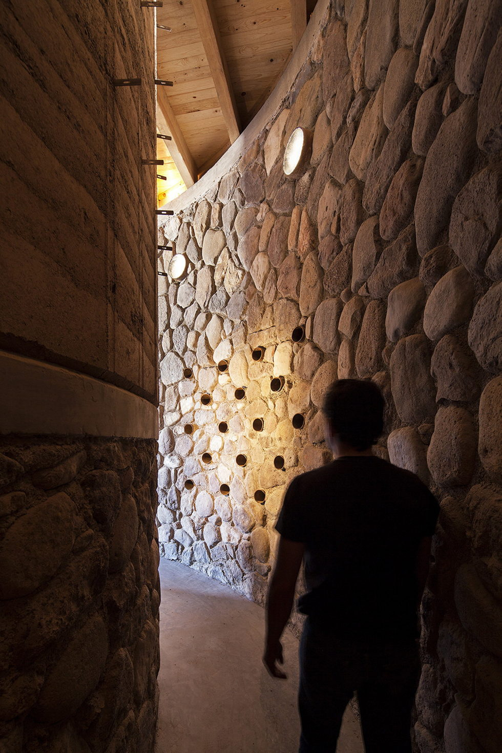 Unusual House From Greenfield Studio At The Ecological Reserve In Mexico 8