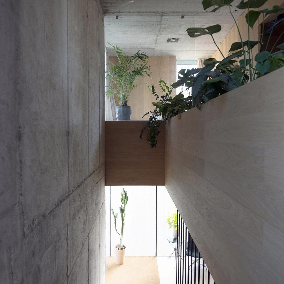 Villa Criss-Cross Envelope In Slovenia From OFIS Arhitekti 15