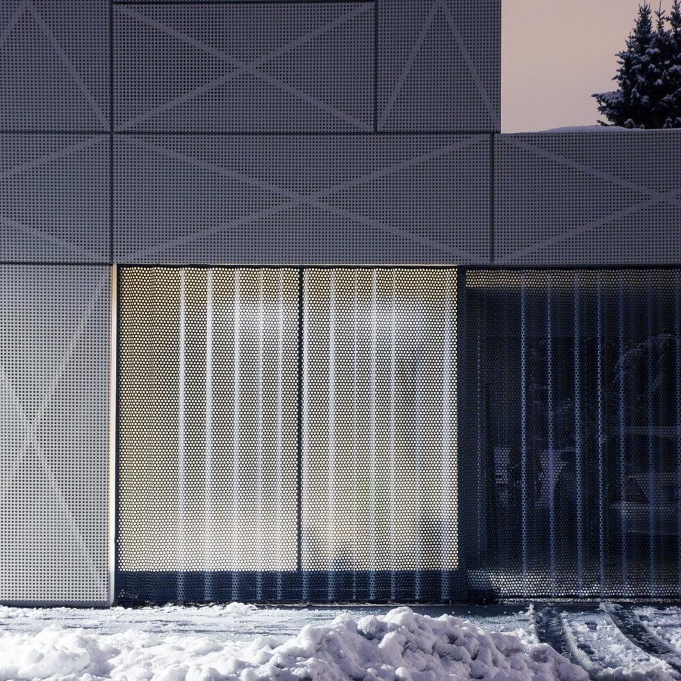 Villa Criss-Cross Envelope In Slovenia From OFIS Arhitekti 23