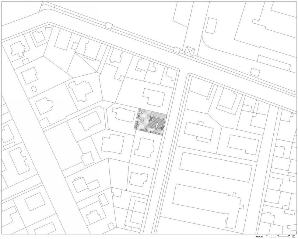 Villa Criss-Cross Envelope In Slovenia From OFIS Arhitekti - Plan 1
