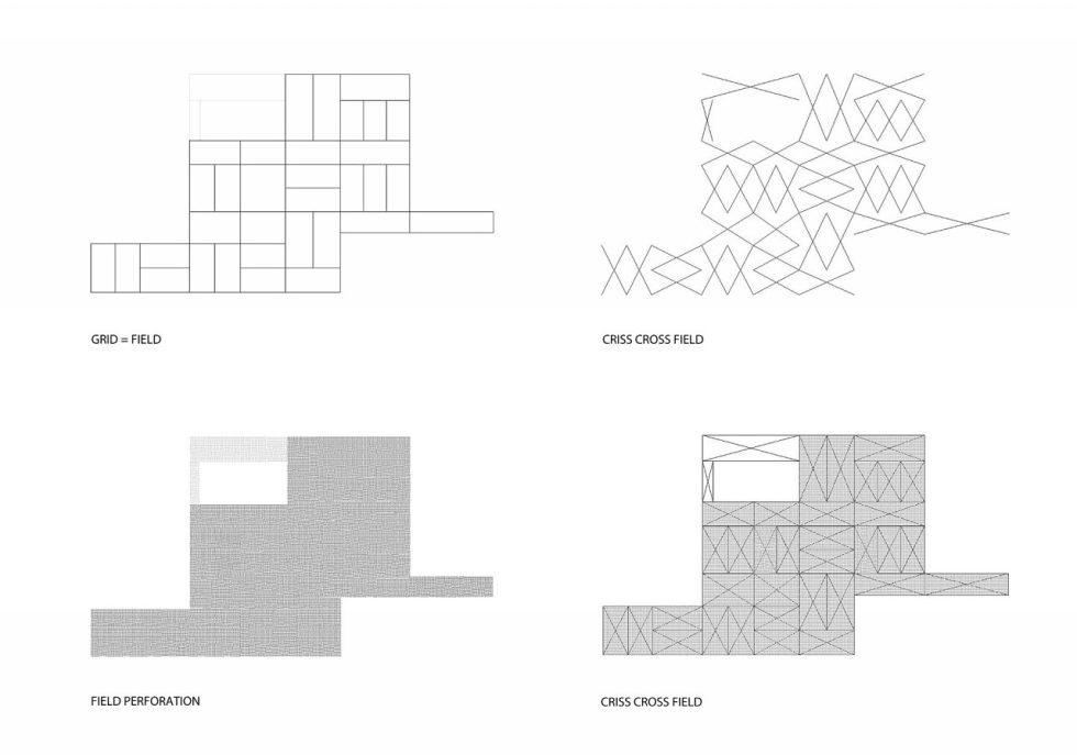 Villa Criss-Cross Envelope In Slovenia From OFIS Arhitekti - Plan 14
