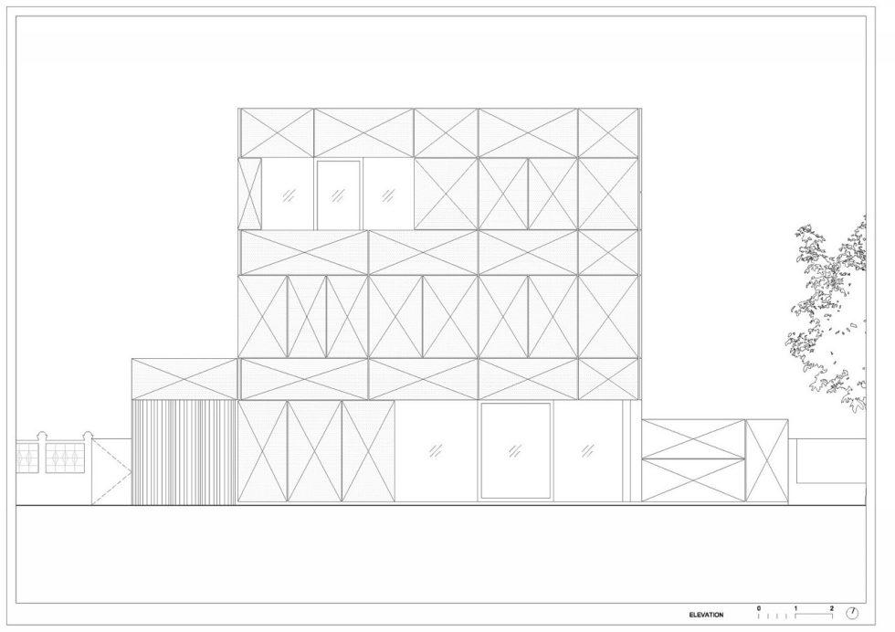 Villa Criss-Cross Envelope In Slovenia From OFIS Arhitekti - Plan 9