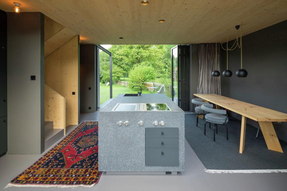 Wooden House At The Upper Bavaria From Arnhard und Eck Architekten Bureau 13