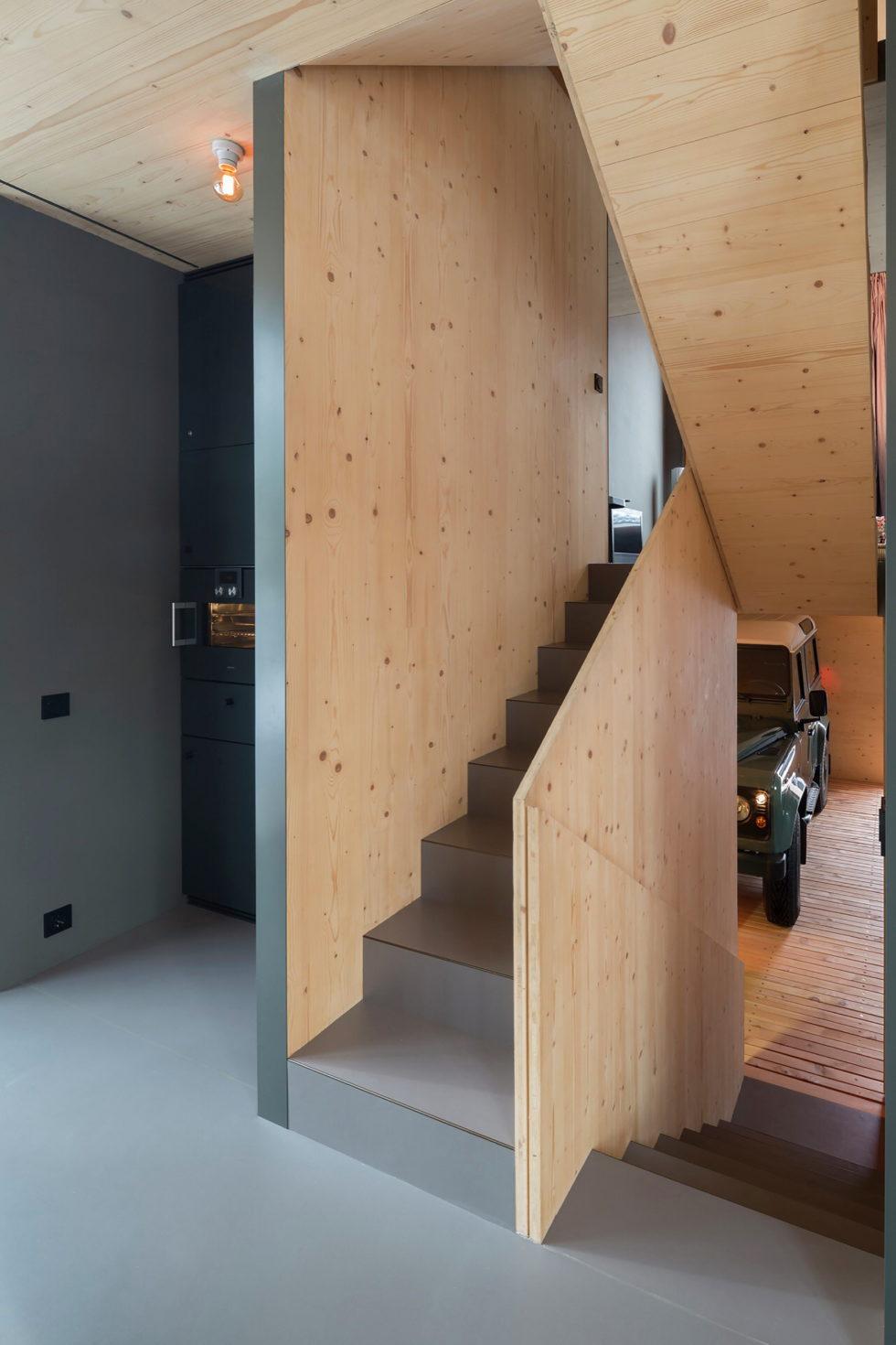 Wooden House At The Upper Bavaria From Arnhard und Eck Architekten Bureau 14