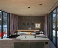 Wooden House At The Upper Bavaria From Arnhard und Eck Architekten Bureau