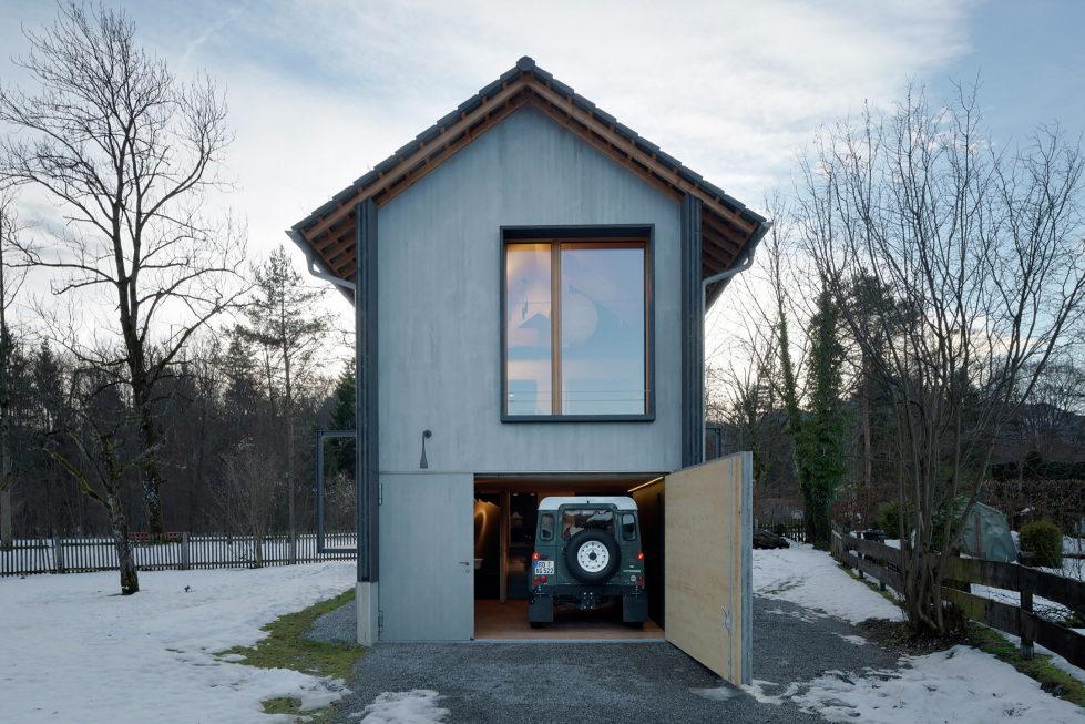 Wooden House At The Upper Bavaria From Arnhard und Eck Architekten Bureau 26