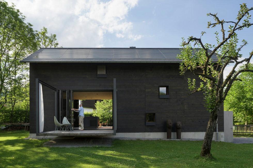 Wooden House At The Upper Bavaria From Arnhard und Eck Architekten Bureau 4