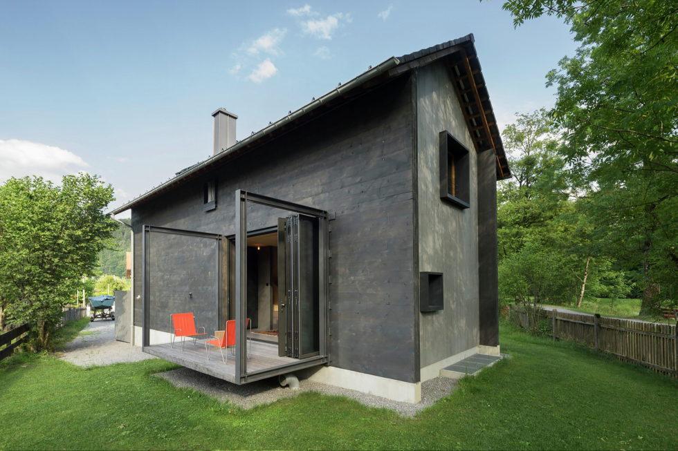 Wooden House At The Upper Bavaria From Arnhard und Eck Architekten Bureau 5