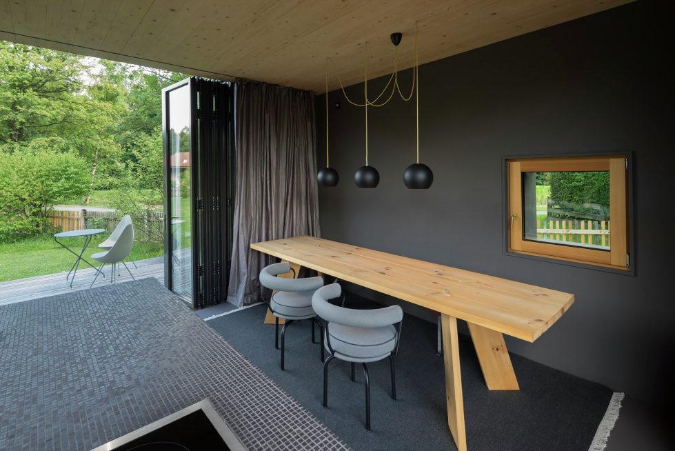 Wooden House At The Upper Bavaria From Arnhard und Eck Architekten Bureau 6