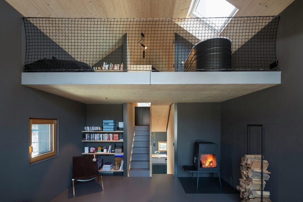 Wooden House At The Upper Bavaria From Arnhard und Eck Architekten Bureau 7