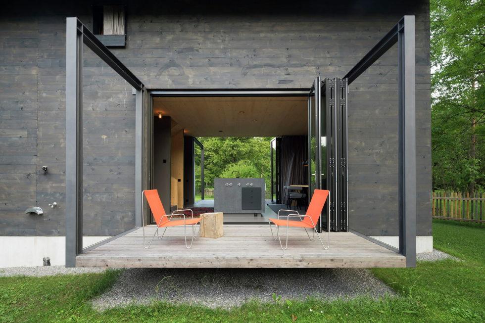 Wooden House At The Upper Bavaria From Arnhard und Eck Architekten Bureau 8