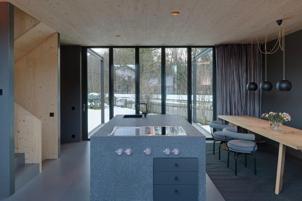 Wooden House At The Upper Bavaria From Arnhard und Eck Architekten Bureau 9