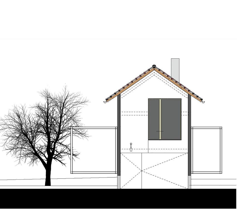 Wooden House At The Upper Bavaria From Arnhard und Eck Architekten Bureau - Plan 5
