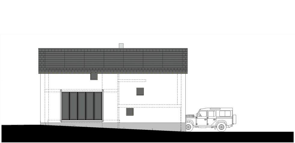 Wooden House At The Upper Bavaria From Arnhard und Eck Architekten Bureau - Plan 6