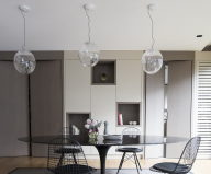 An apartment, also known as Victor Hugo, in Paris by designer Camille Hermand