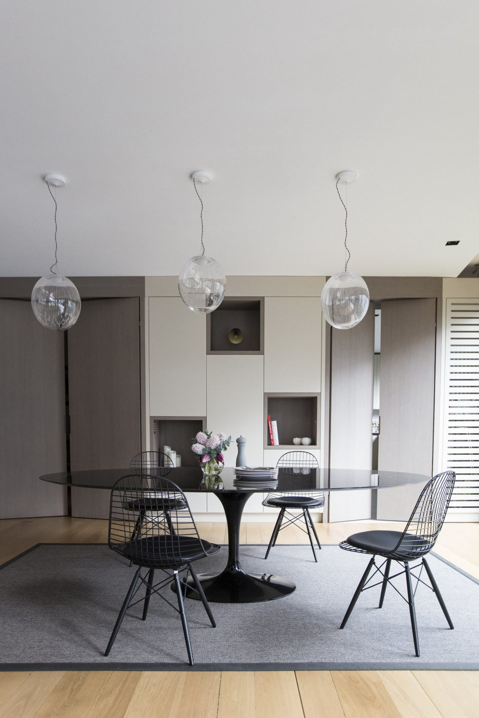 An apartment, also known as Victor Hugoin, in Paris by designer Camille Hermand 4