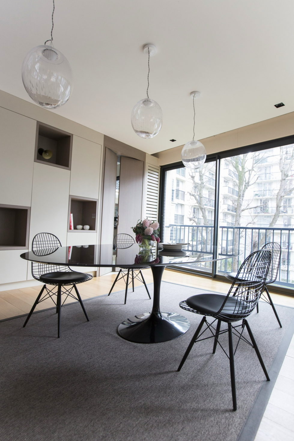 An apartment, also known as Victor Hugoin, in Paris by designer Camille Hermand 5