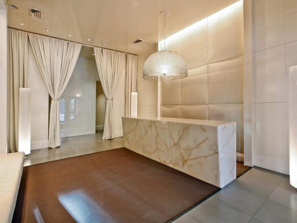 Apartment New York Lenny Kravitz design bedroom