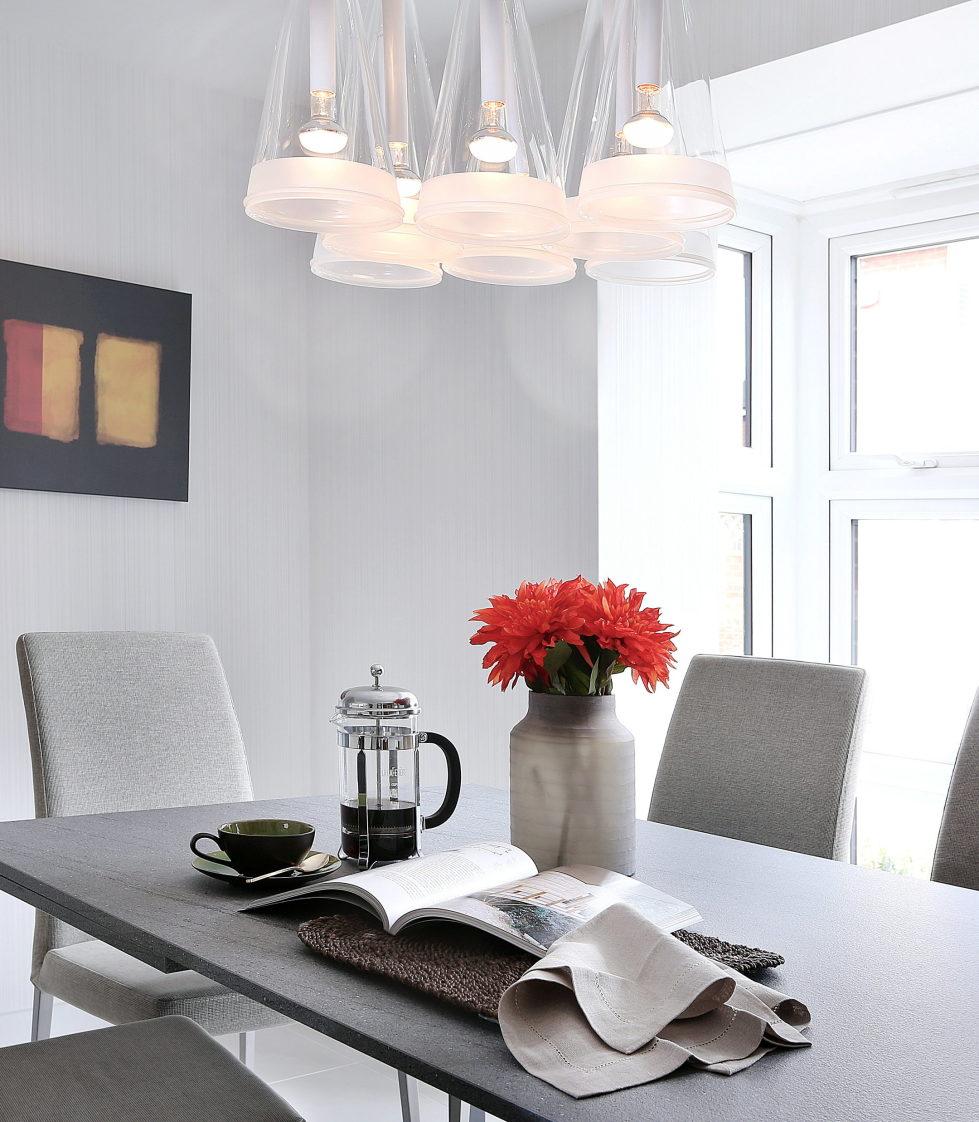 Bright stylish interior by LLI Design studio 1