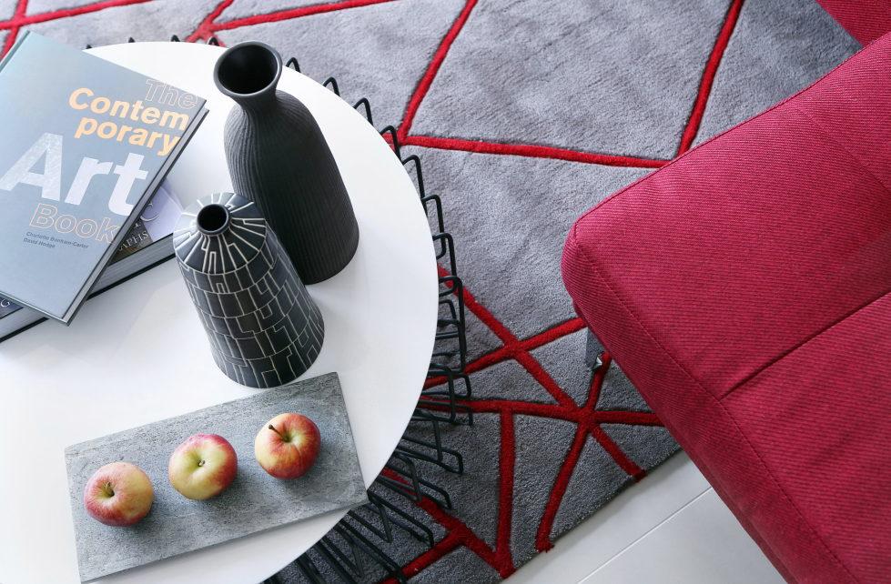 Bright stylish interior by LLI Design studio 2