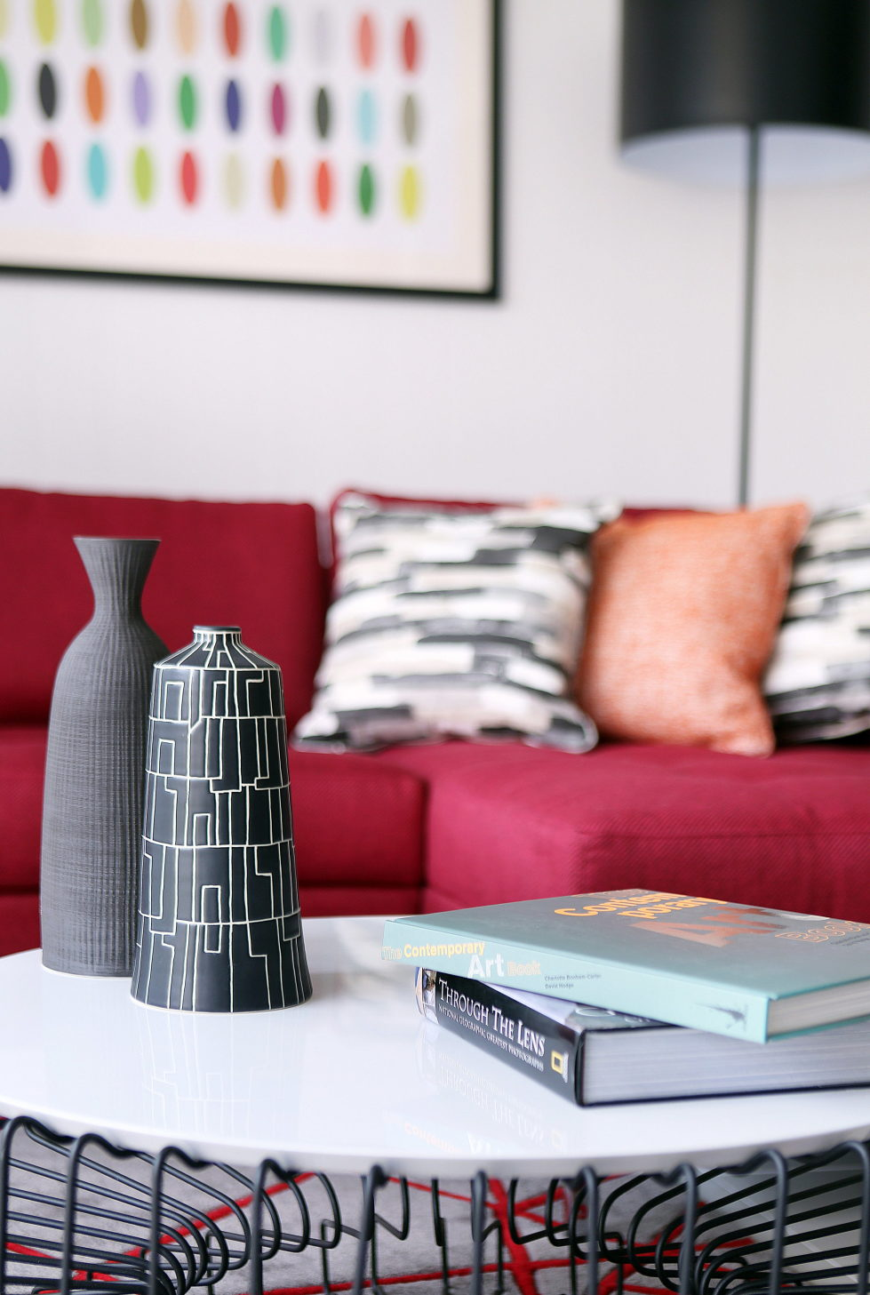 Bright stylish interior by LLI Design studio 3