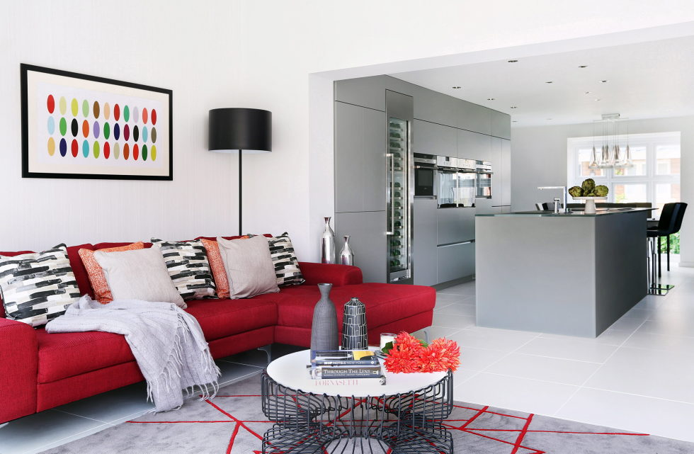 Bright stylish interior by LLI Design studio 4