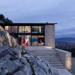 Casa Farfalla Villa In Tuscany Upon The Project Of Michel Boucquillon And Donia Maaoui