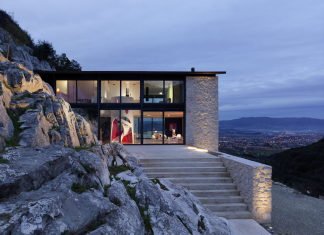Casa Farfalla Villa In Tuscany Upon The Project Of Michel Boucquillon And Donia Maaoui