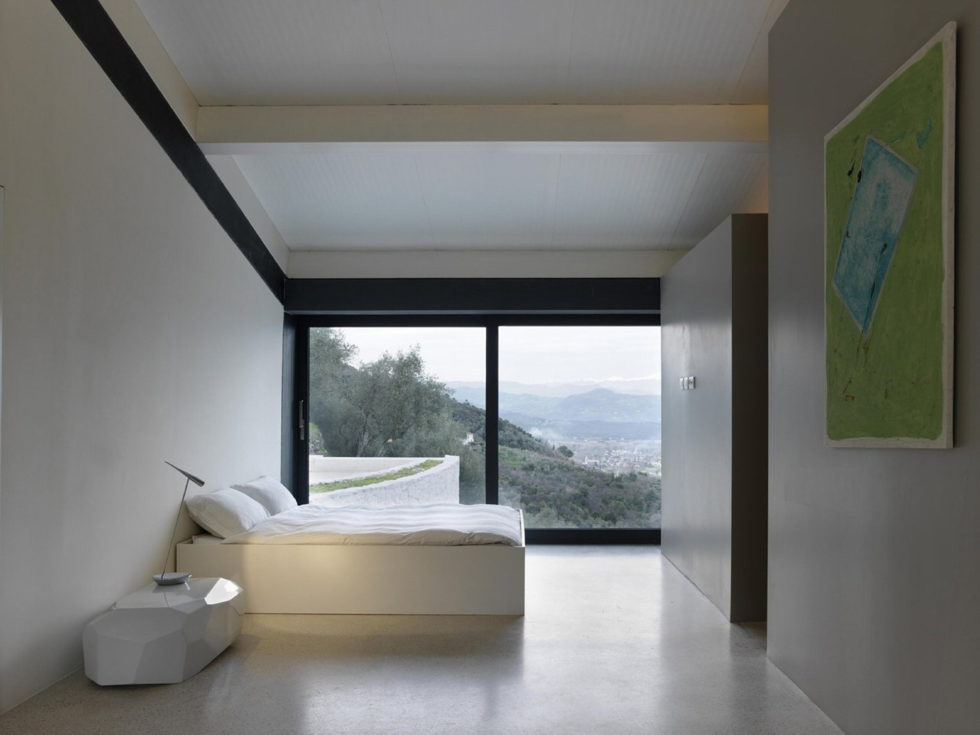 Casa Farfalla Villa In Tuscany Upon The Project Of Michel Boucquillon And Donia Maaoui 19