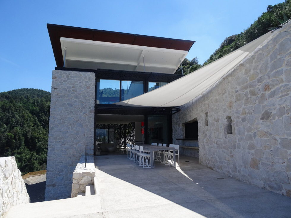 Casa Farfalla Villa In Tuscany Upon The Project Of Michel Boucquillon And Donia Maaoui 27