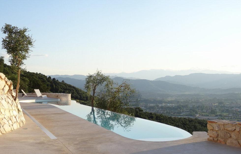 Casa Farfalla Villa In Tuscany Upon The Project Of Michel Boucquillon And Donia Maaoui 29