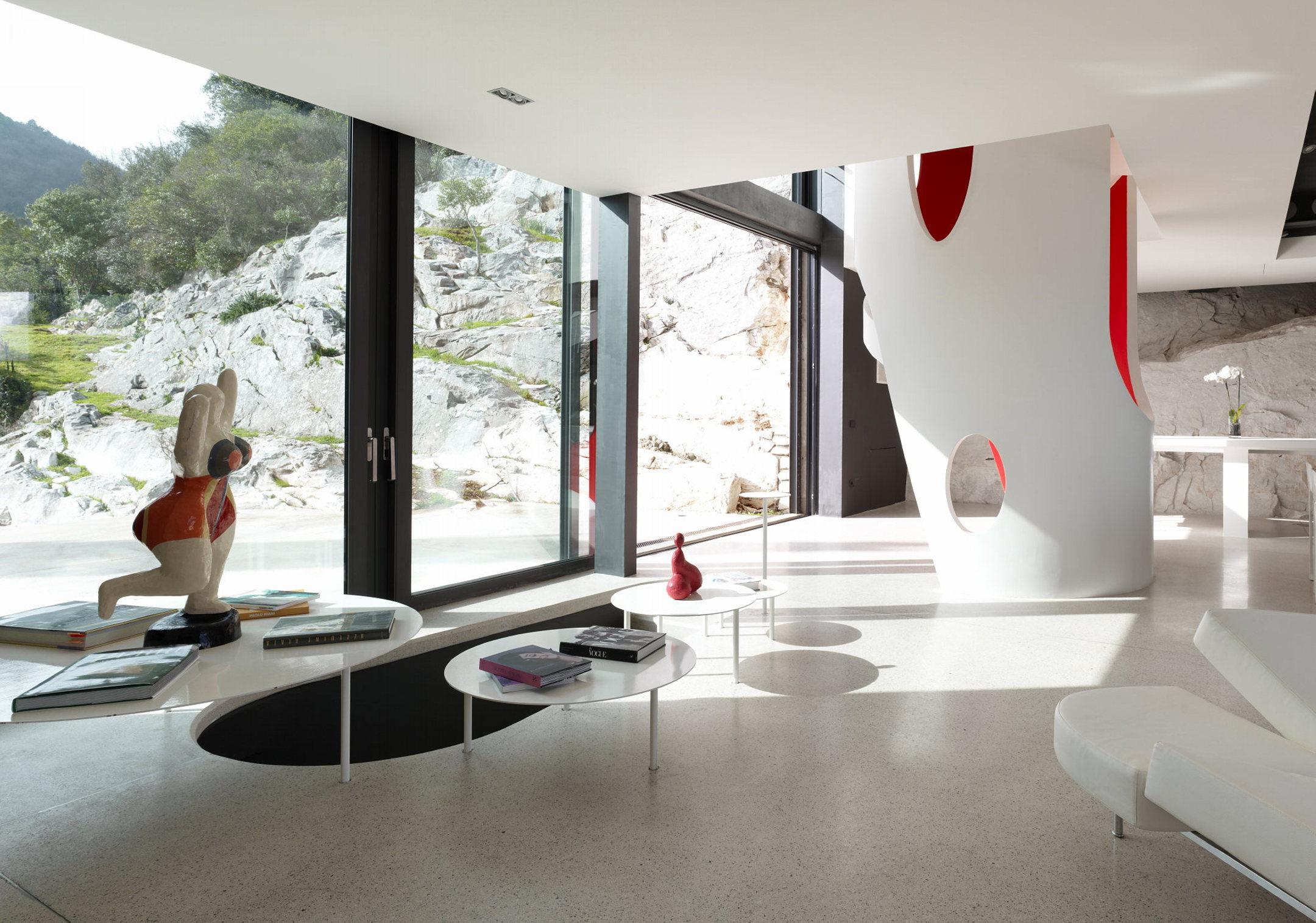 Casa Farfalla Villa In Tuscany Upon The Project Of Michel ...