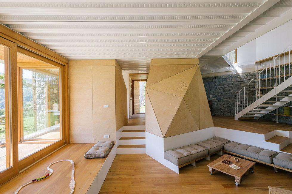 Casa Tmolo A Small Residency In Spain From PYO Arquitectos 10