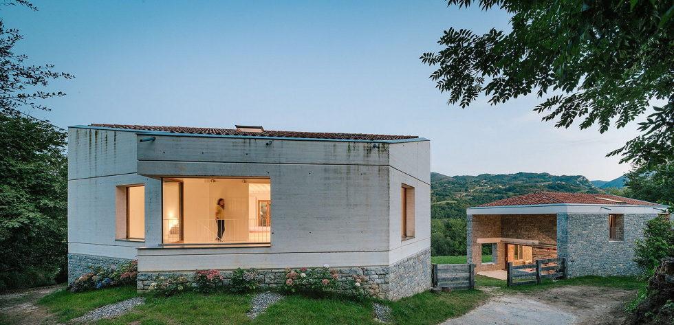 Casa Tmolo A Small Residency In Spain From PYO Arquitectos 7