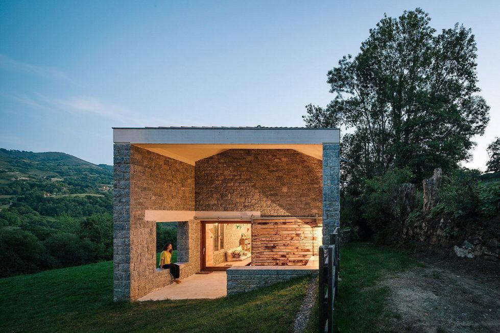 Casa Tmolo A Small Residency In Spain From PYO Arquitectos 8