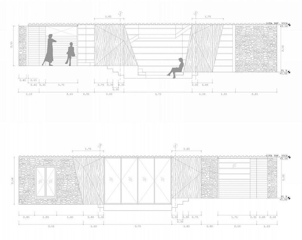 Casa Tmolo A Small Residency In Spain From PYO Arquitectos - Plan 10