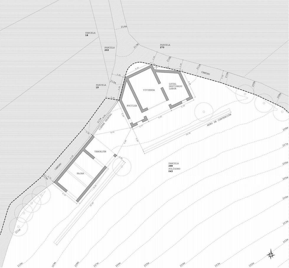 Casa Tmolo A Small Residency In Spain From PYO Arquitectos - Plan 12