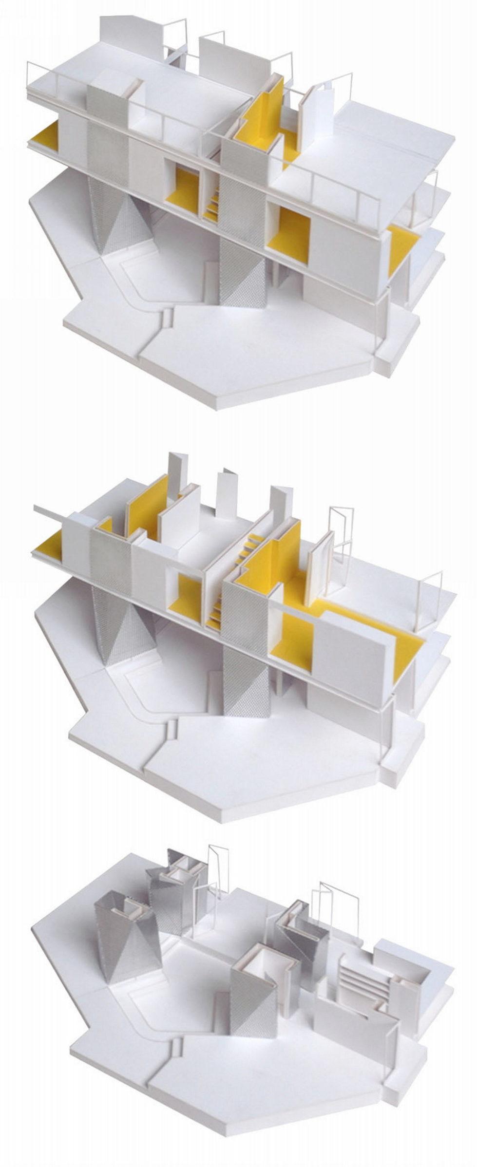 Casa Tmolo A Small Residency In Spain From PYO Arquitectos - Plan 15