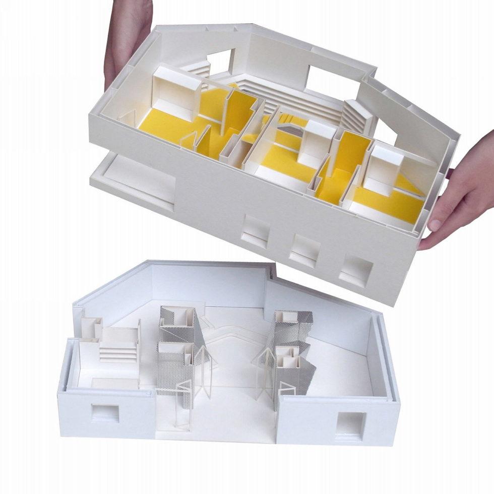 Casa Tmolo A Small Residency In Spain From PYO Arquitectos - Plan 16