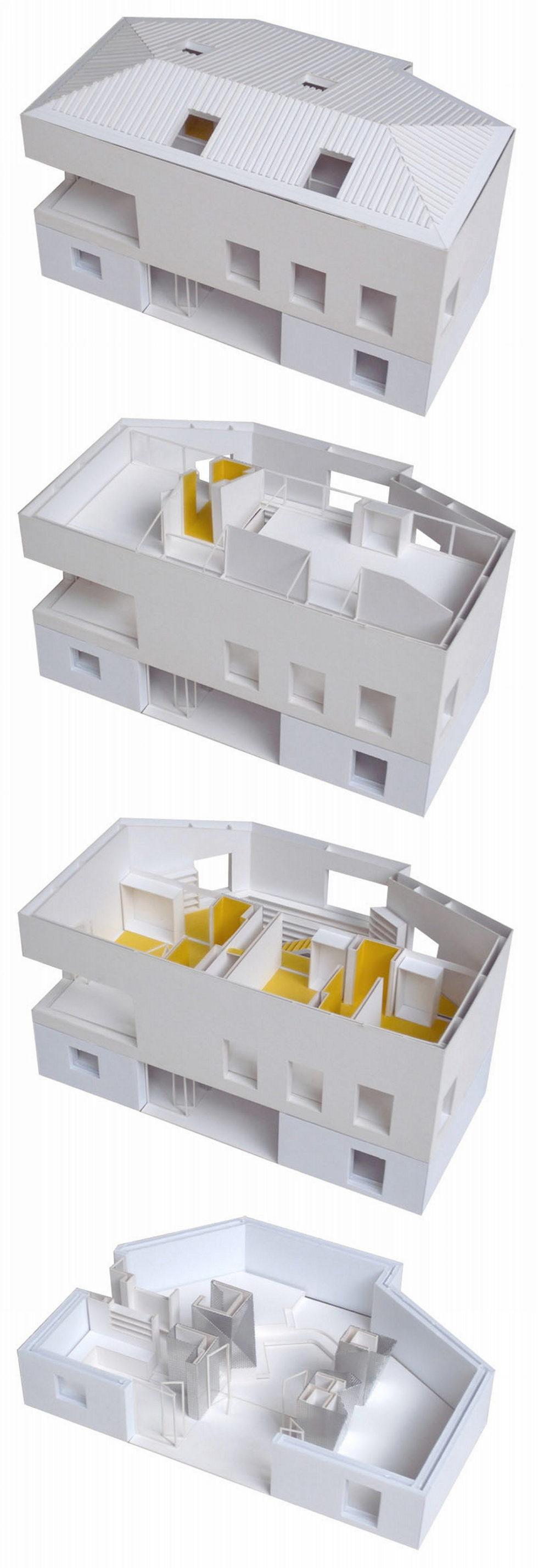 Casa Tmolo A Small Residency In Spain From PYO Arquitectos - Plan 17