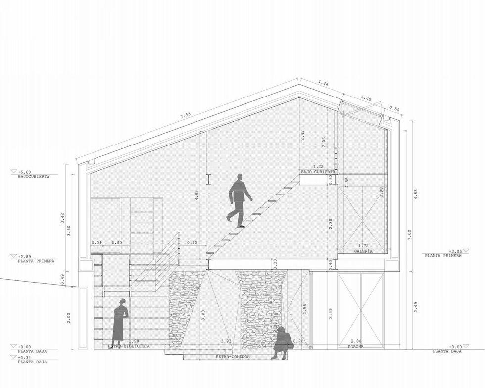 Casa Tmolo A Small Residency In Spain From PYO Arquitectos - Plan 5