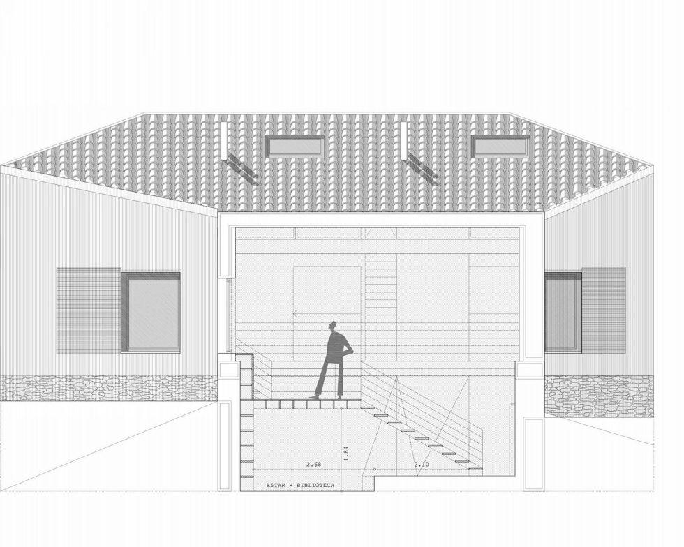 Casa Tmolo A Small Residency In Spain From PYO Arquitectos - Plan 7