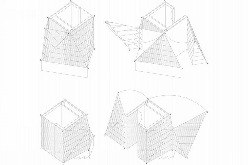 Casa Tmolo A Small Residency In Spain From PYO Arquitectos - Plan 8