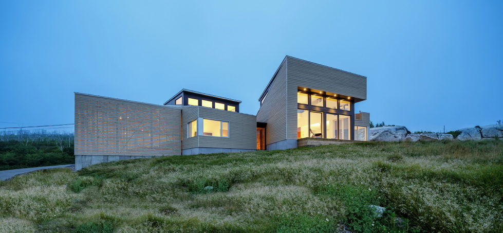 Float House In Halifax Upon The Project Of  Omar Gandhi Architect 13