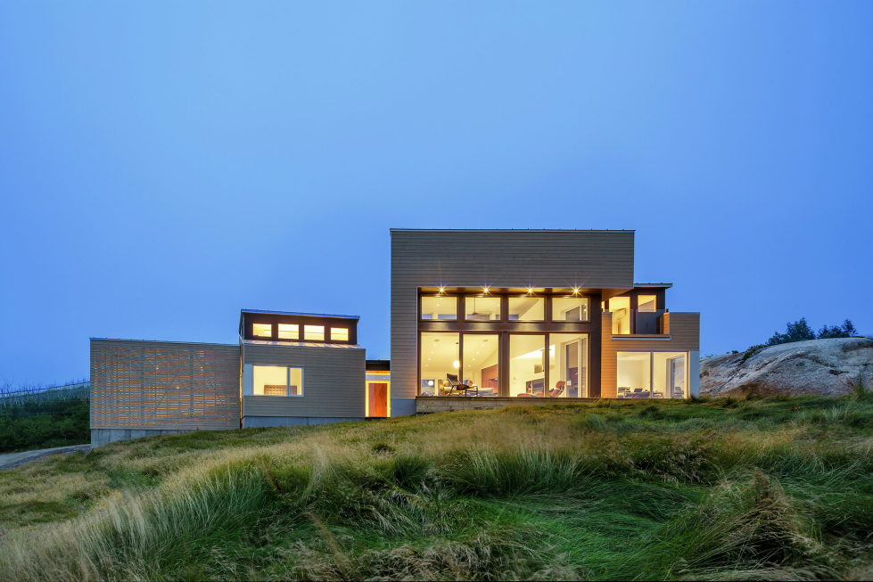 Float House In Halifax Upon The Project Of  Omar Gandhi Architect 14