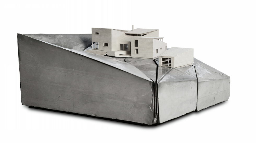 Float House In Halifax Upon The Project Of  Omar Gandhi Architect - Plan 6
