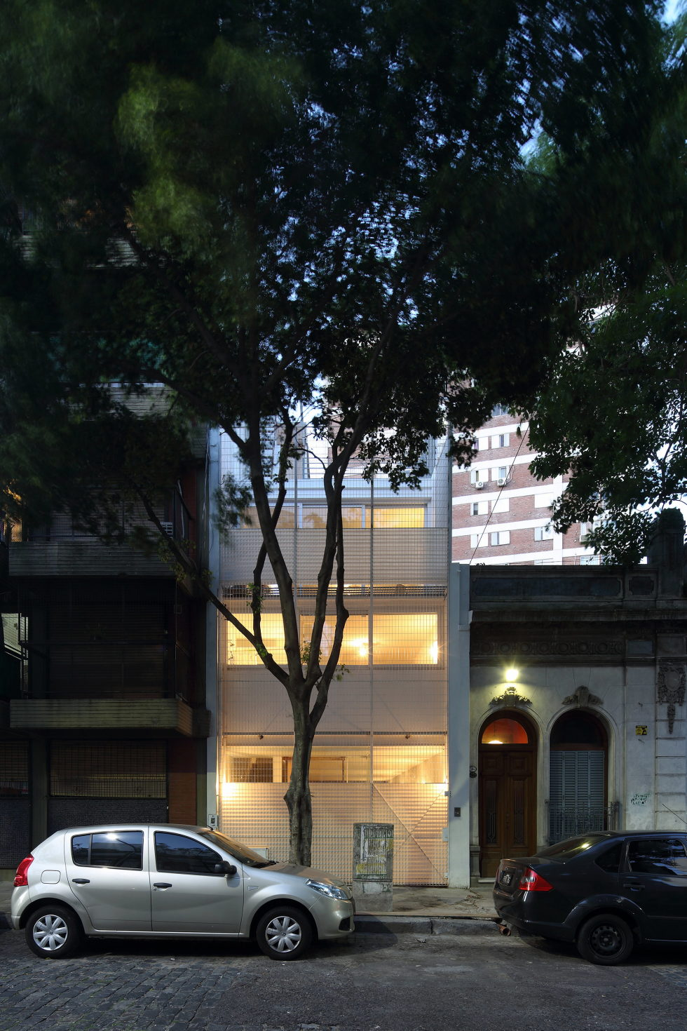 Jauretche House In Buenos Aires upon the project of Colle-Croce 15