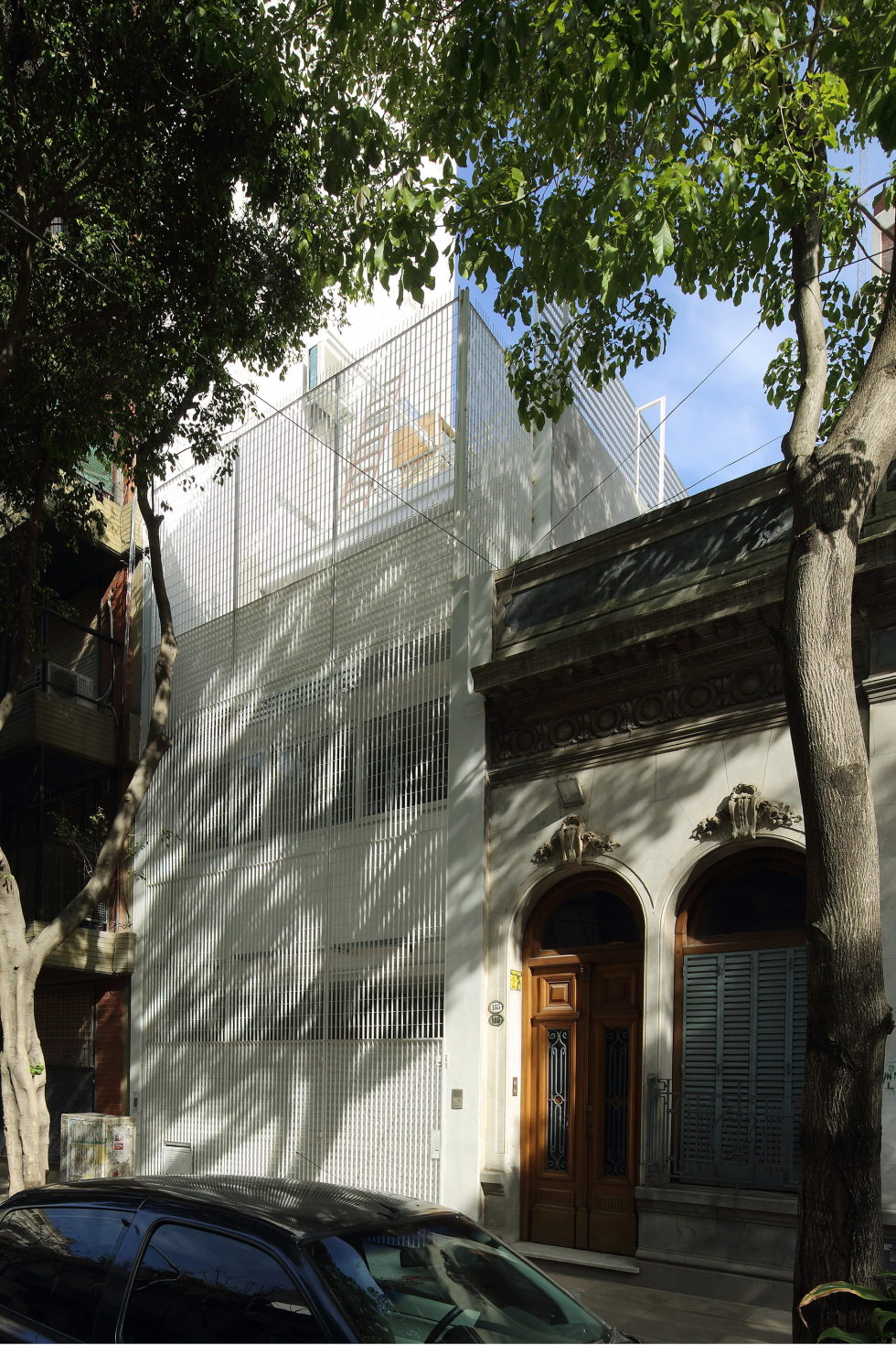 Jauretche House In Buenos Aires upon the project of Colle-Croce 2