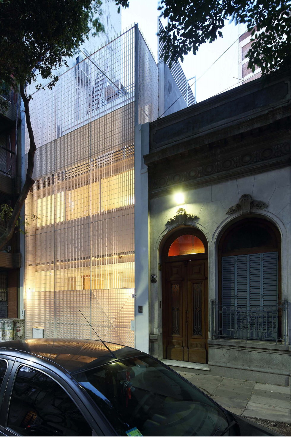 Jauretche House In Buenos Aires upon the project of Colle-Croce 4