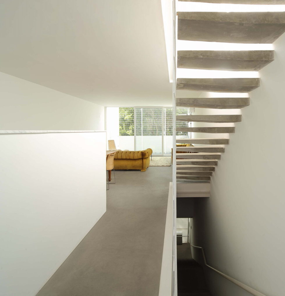 Jauretche House In Buenos Aires upon the project of Colle-Croce 5